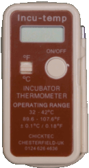 chicktec digutal incubator thermometer